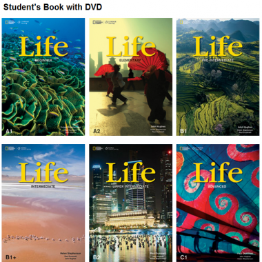 Učebnice angličtiny LIFE