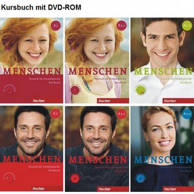 Učebnice nemčiny MENSCHEN